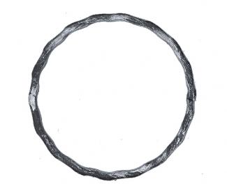 Cerc din fier forjat (amprentat)