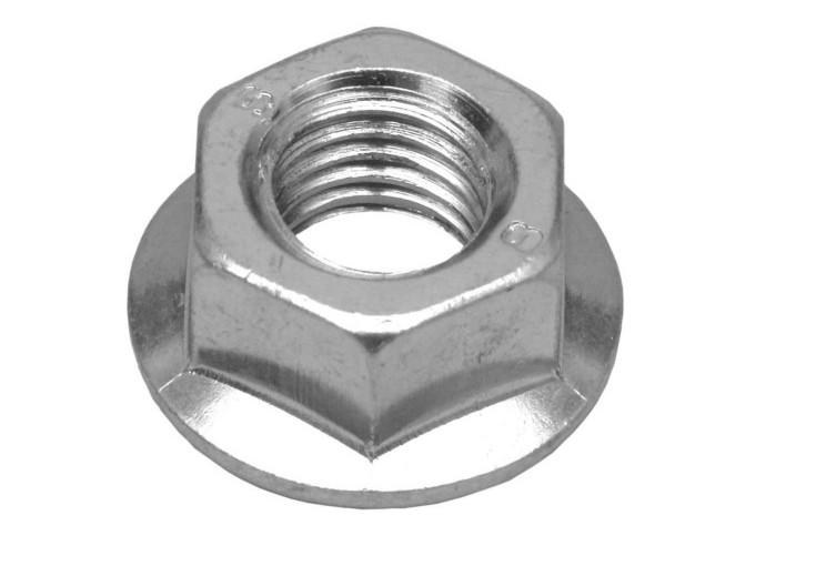 Piuliță hexagonală cu flanșă DIN 6923