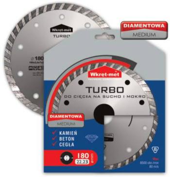 Disc diamantat Turbo