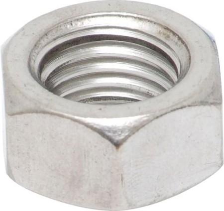 Piuliță hexagonală din inox, DIN 934, ISO 4032